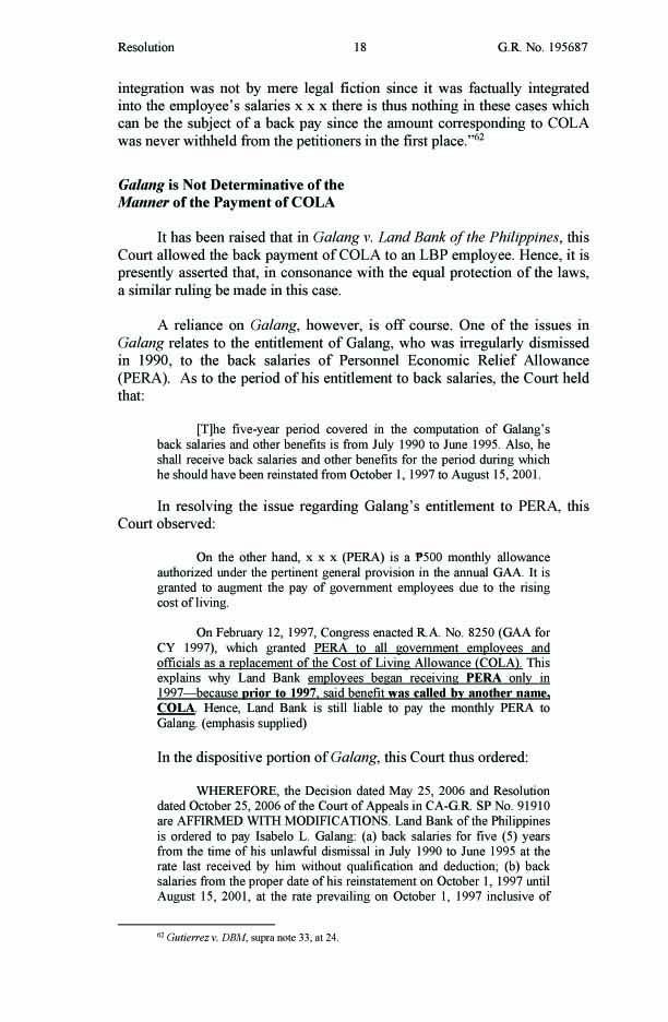 G.R. No. 195687. April 7, 2014 Land Bank of the Philippines Vs. David G. Naval, Jr., et al. Cola_r10