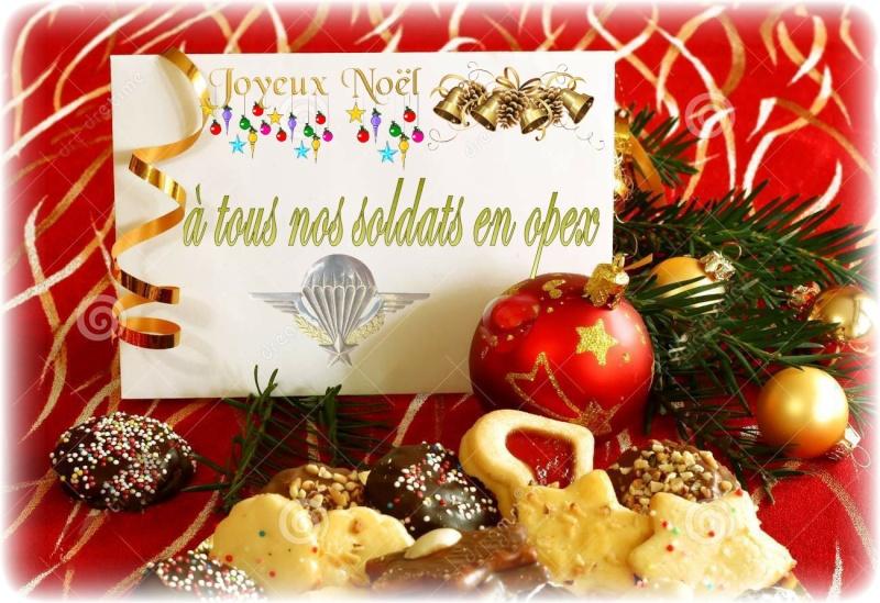 Bonnes fêtes de fin d'année à tous les parachutistes de France et de Navarre, mais surtout à tous nos camarades en OPEX 11cart10