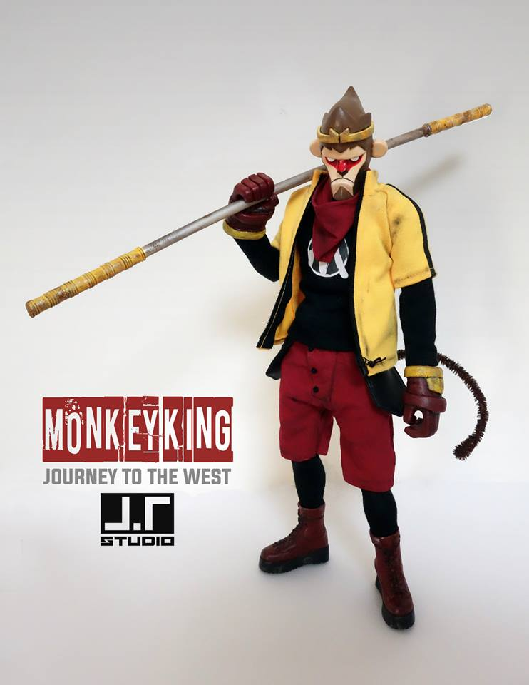 J.T STUDIO - JOURNEY TO THE WEST - MONKEY KING 10603210