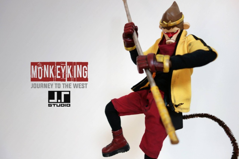 J.T STUDIO - JOURNEY TO THE WEST - MONKEY KING 10662210