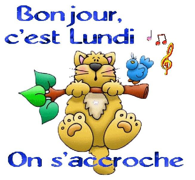 Bonjour du jour et bonsoir du soir - Page 4 Lundi12