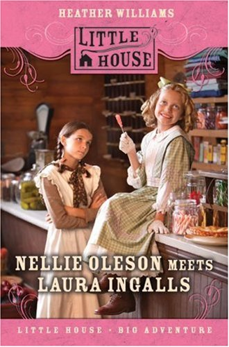 Nellie Oleson Meets Laura Ingalls 51bc0g10