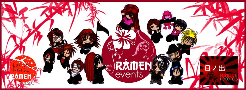 Râmen Events