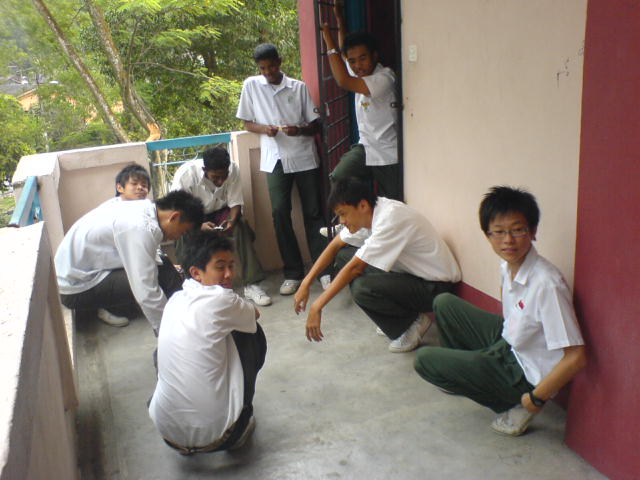 Memory Version (Secondary School Life Album) We_3811