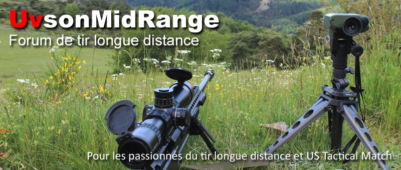 Forum du tir mid & long range