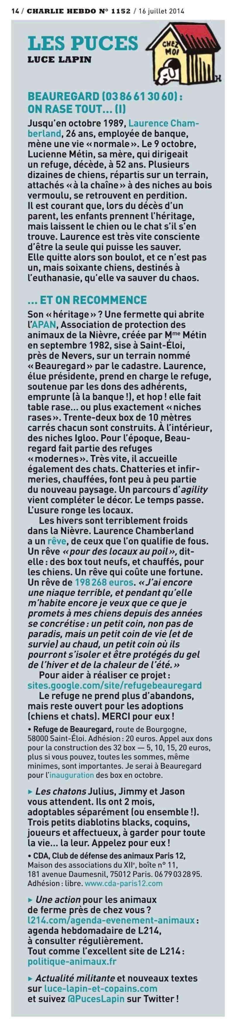 ENFIN AU CHAUD !!! - Page 2 Puces-10