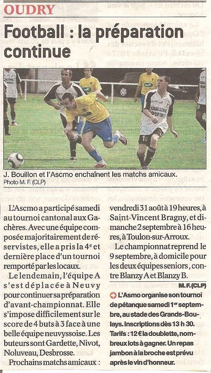 matches  amicaux Ascmo_11