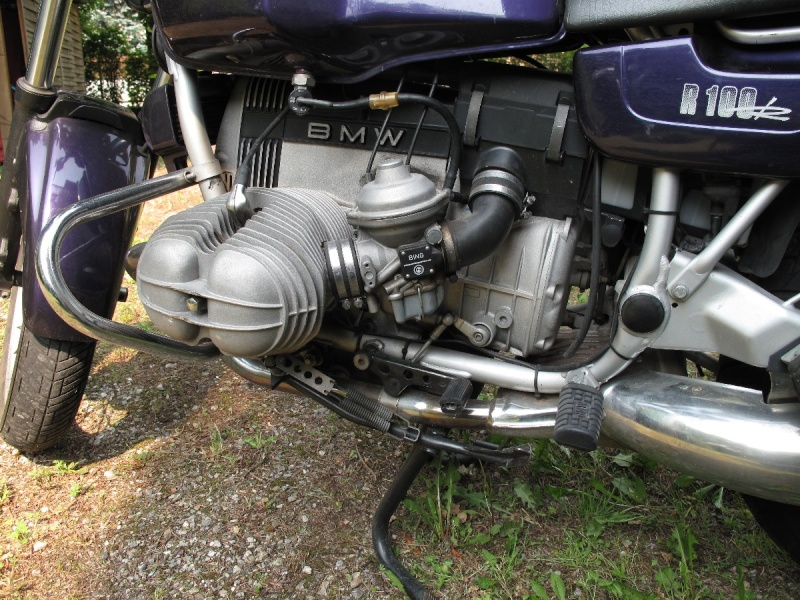 Une R100R Flatistanaise........    Img_0613