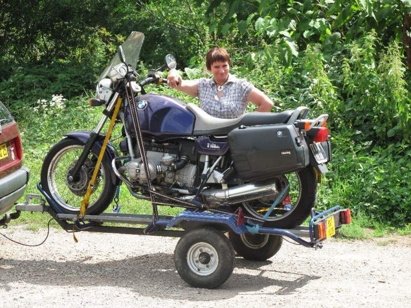 Une R100R Flatistanaise........    - Page 3 Img_1311