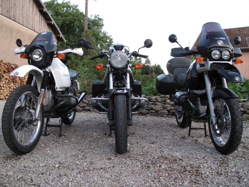Une R100R Flatistanaise........    - Page 3 Img_1410