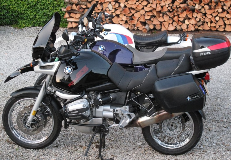 Une R100R Flatistanaise........    - Page 3 Img_1412