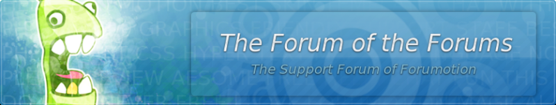 Support Forum Banner Competition Forumo10