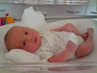 1 an pour mon doubidou mon bébé espoir Naissa10
