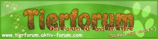 Tierforum werbebanner Tierfo10