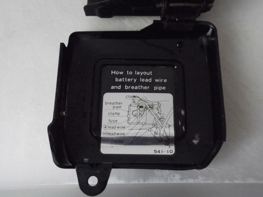 Bac batterie TY 1k6 S-l16014
