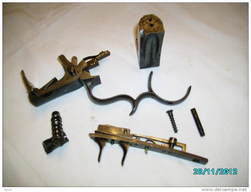 une carabine de match suisse système MARTINI  de J. HARTMANN cal.7.5x55  981_0111