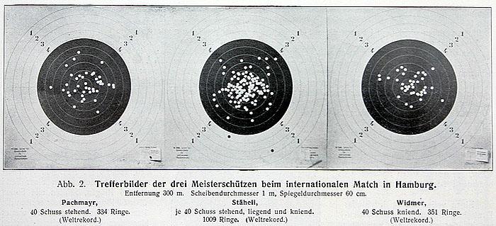 une carabine de match suisse système MARTINI  de J. HARTMANN cal.7.5x55  H02-pa11