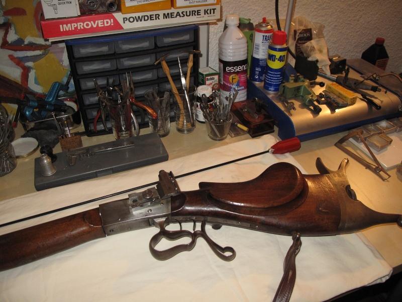 une carabine de match suisse système MARTINI  de J. HARTMANN cal.7.5x55  Img_1543