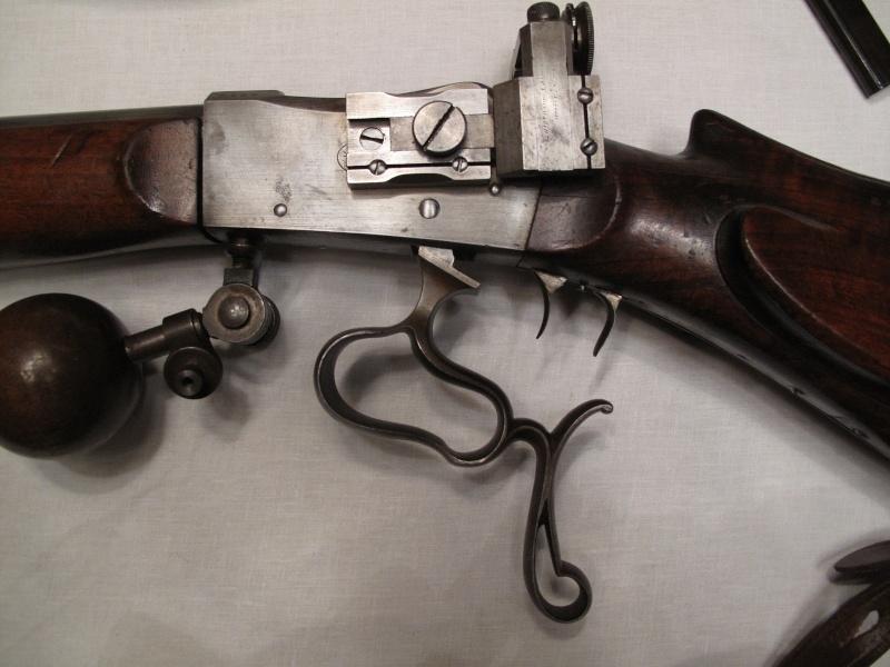 une carabine de match suisse système MARTINI  de J. HARTMANN cal.7.5x55  Img_1544