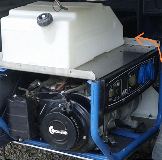 camping car à partir d'un Renault 110-170 4x4 : Ver2910