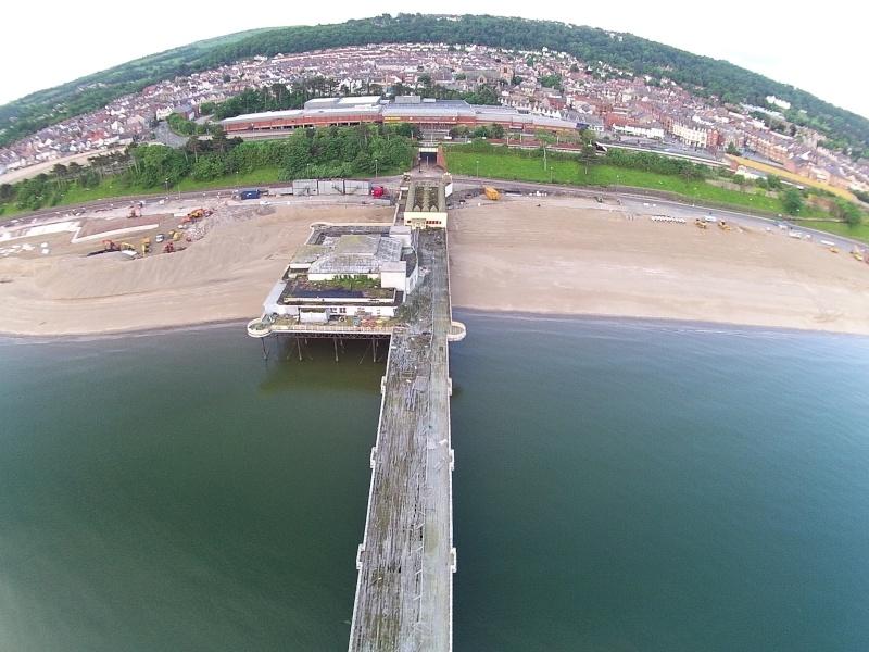 Pier Colwyn Bay Img01210