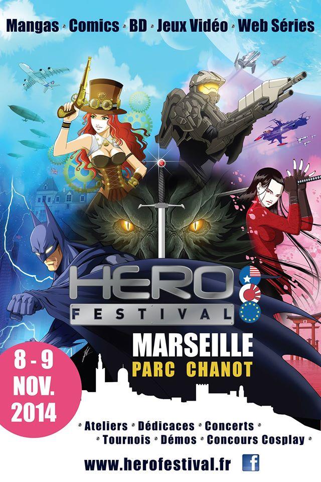 Hero Festival - 8 et 9 Novembre 2014 - Marseille, Parc Chanot 19567210