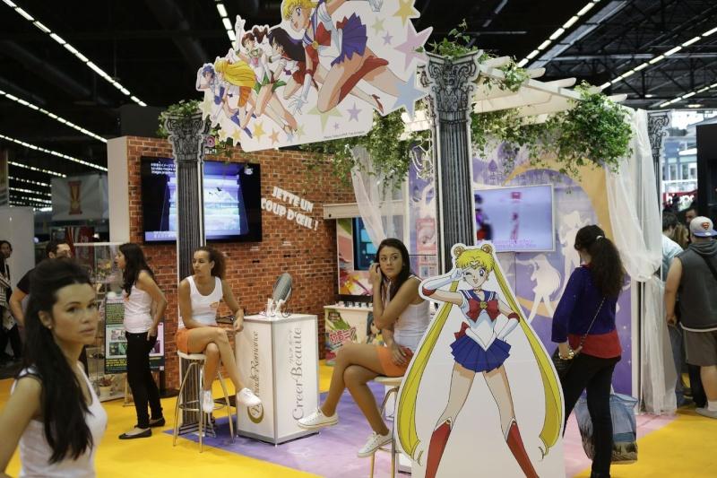 Japan Expo Paris - 15 ans - Du 2 au 6 juillet 2014. Japane10