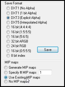[sims 4] Modifier des vêtements avec Color Magic 5.2 et S4PE Etape411