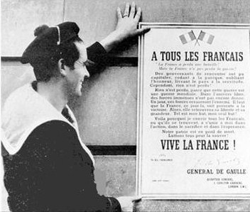 L'appel du 18 Juin 1940 18-jui10