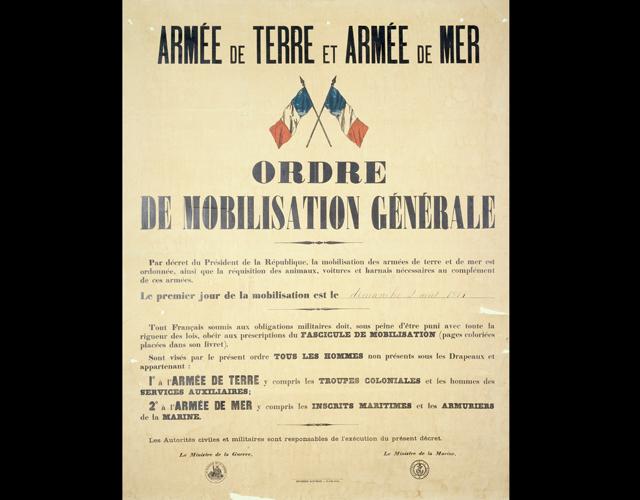 Mobilisation générale 1914 Mobili10