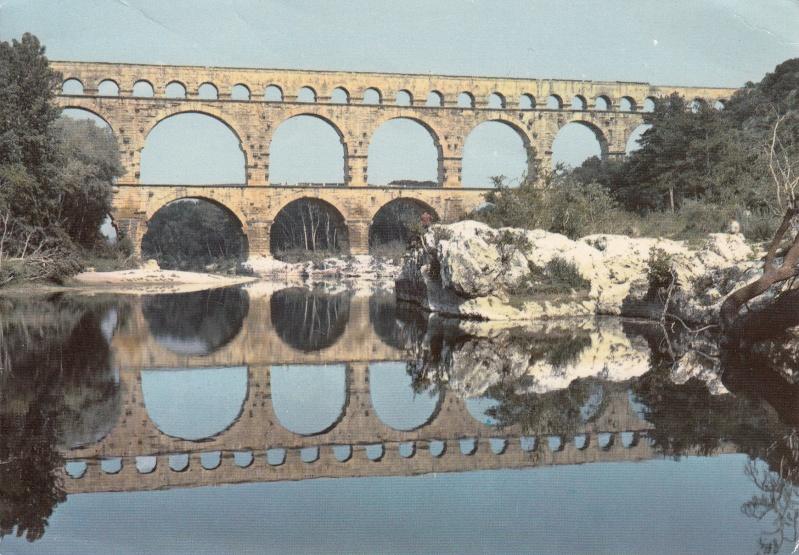 Post / Ansichtskarten mit Brücken Img53