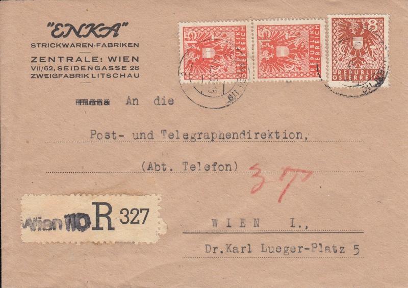 Wappenzeichnung  -  ANK 714-736 - Belege - Seite 2 Img57