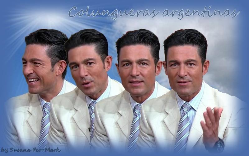 Fernando Colunga -Las Angelitas de Fer