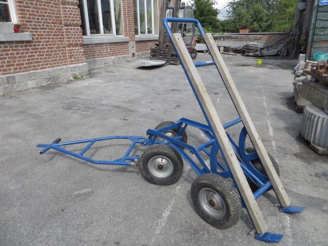 Vend chariot de tailleur de pierre 1500 kg Chario11