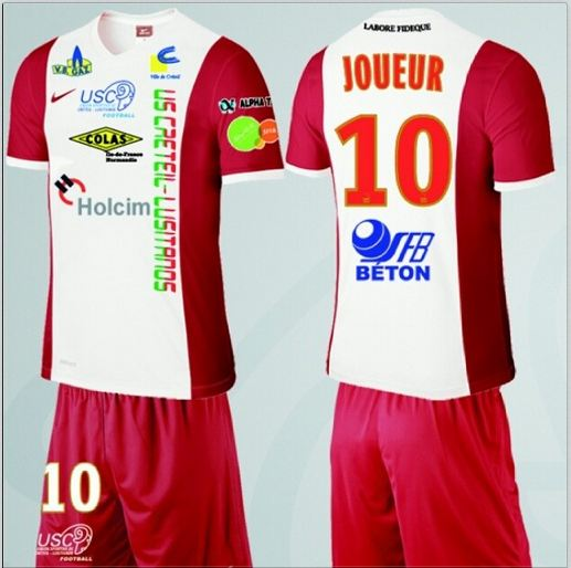 Maillots 2014-2015 Usc10