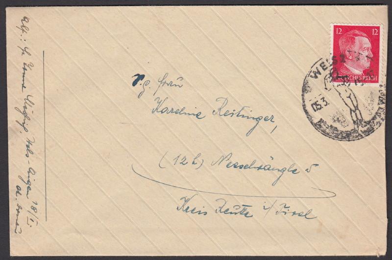 Österreich im III. Reich (Ostmark) Belege - Seite 3 05034510