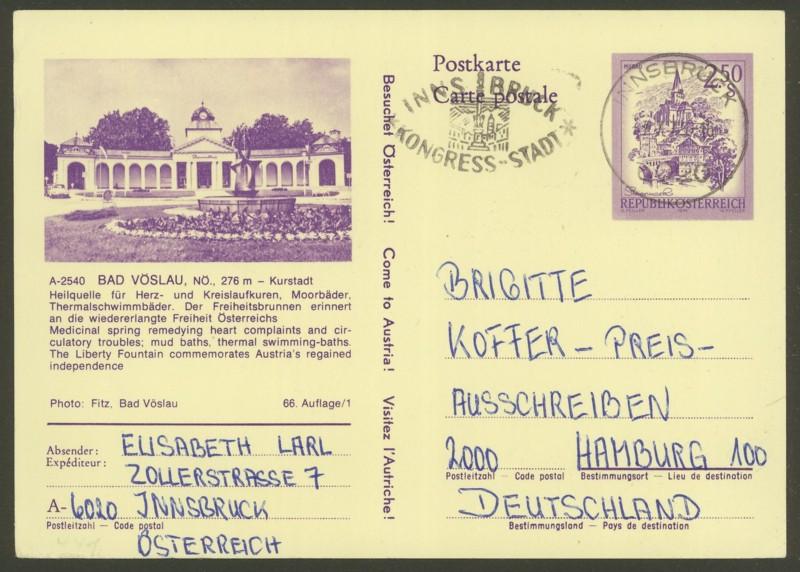 """Ganzsachen mit Wertstempel """"Schönes Österreich"""" - Seite 2 P_442_10"""