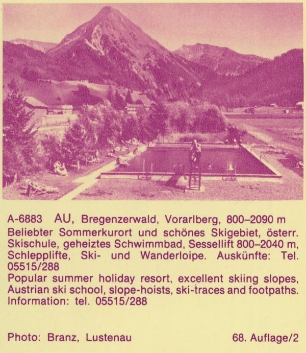 """Ganzsachen mit Wertstempel """"Schönes Österreich"""" - Seite 2 P_447_11"""