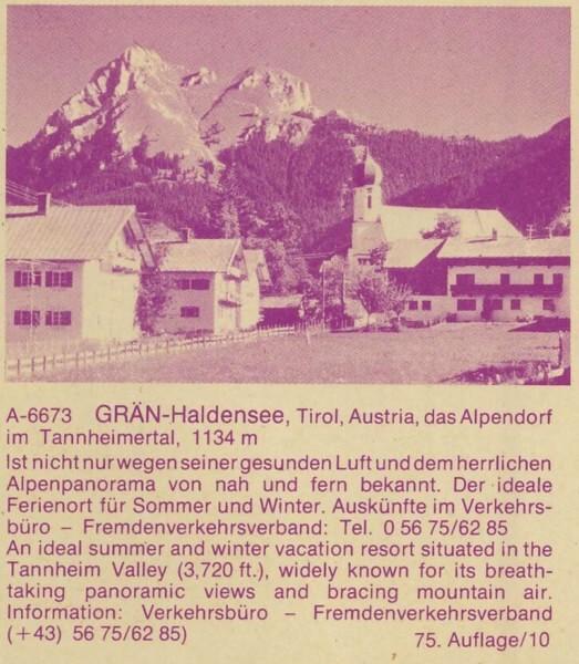 """Ganzsachen mit Wertstempel """"Schönes Österreich"""" - Seite 2 P_453_22"""