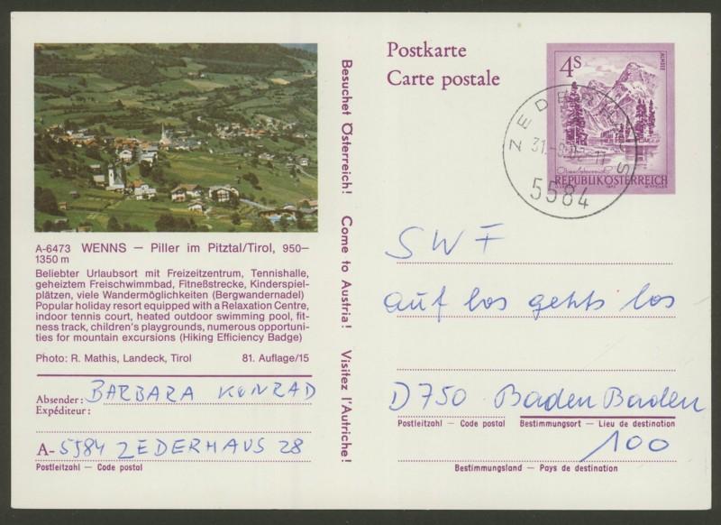 """Ganzsachen mit Wertstempel """"Schönes Österreich"""" - Seite 2 P_457_44"""
