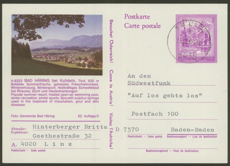 """Ganzsachen mit Wertstempel """"Schönes Österreich"""" - Seite 2 P_457_46"""