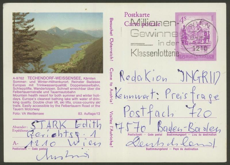 """Ganzsachen mit Wertstempel """"Schönes Österreich"""" - Seite 2 P_457_56"""