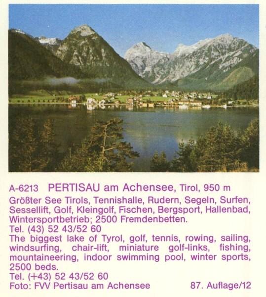 """Ganzsachen mit Wertstempel """"Schönes Österreich"""" - Seite 2 P_457_81"""