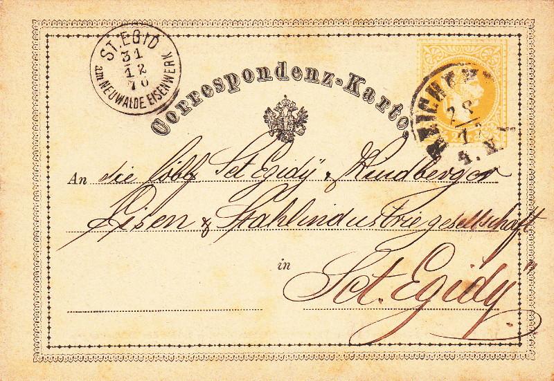 Fingerhutstempel auf Freimarkenausgabe 1867 St_egi10