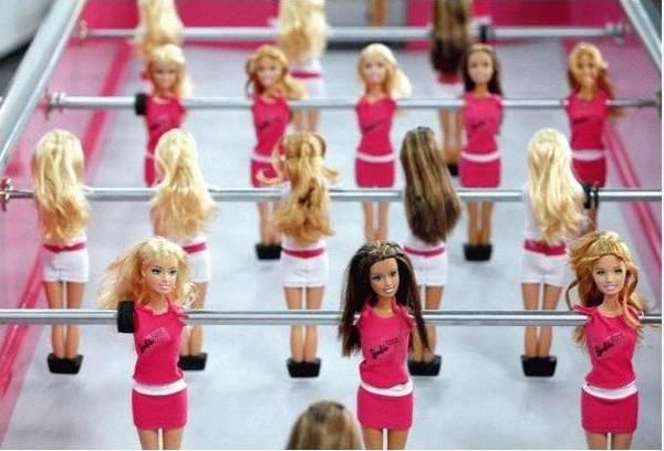 Les image drôles Barbie10
