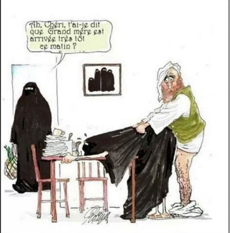 Les image drôles Burka_11