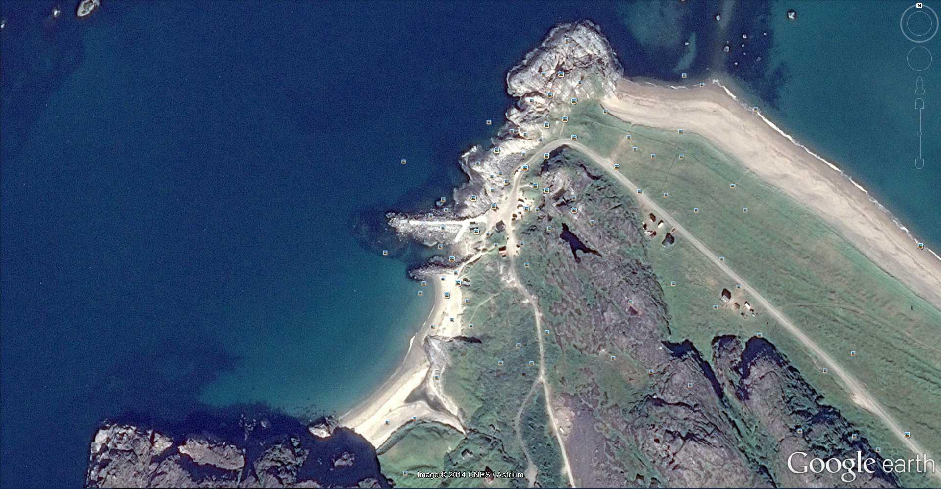 Diagonale européenne de Grense Jakobselv (NORVEGE) au Cap de Gate (ESPAGNE) 2014-087