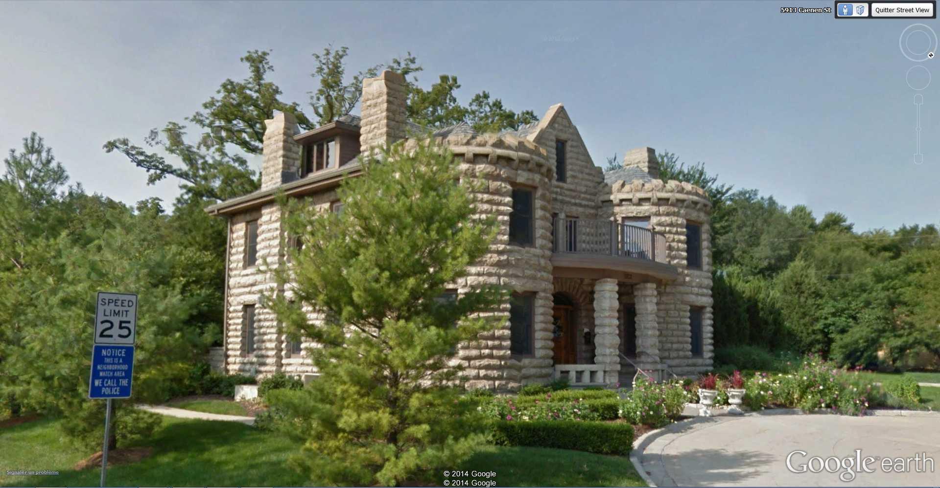 Street View - Les maisons les plus laides 2014-123