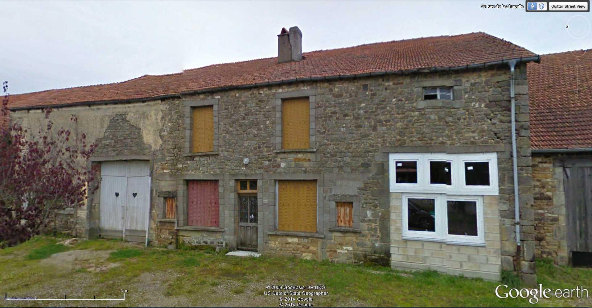 Street View - Les maisons les plus laides 2014-293