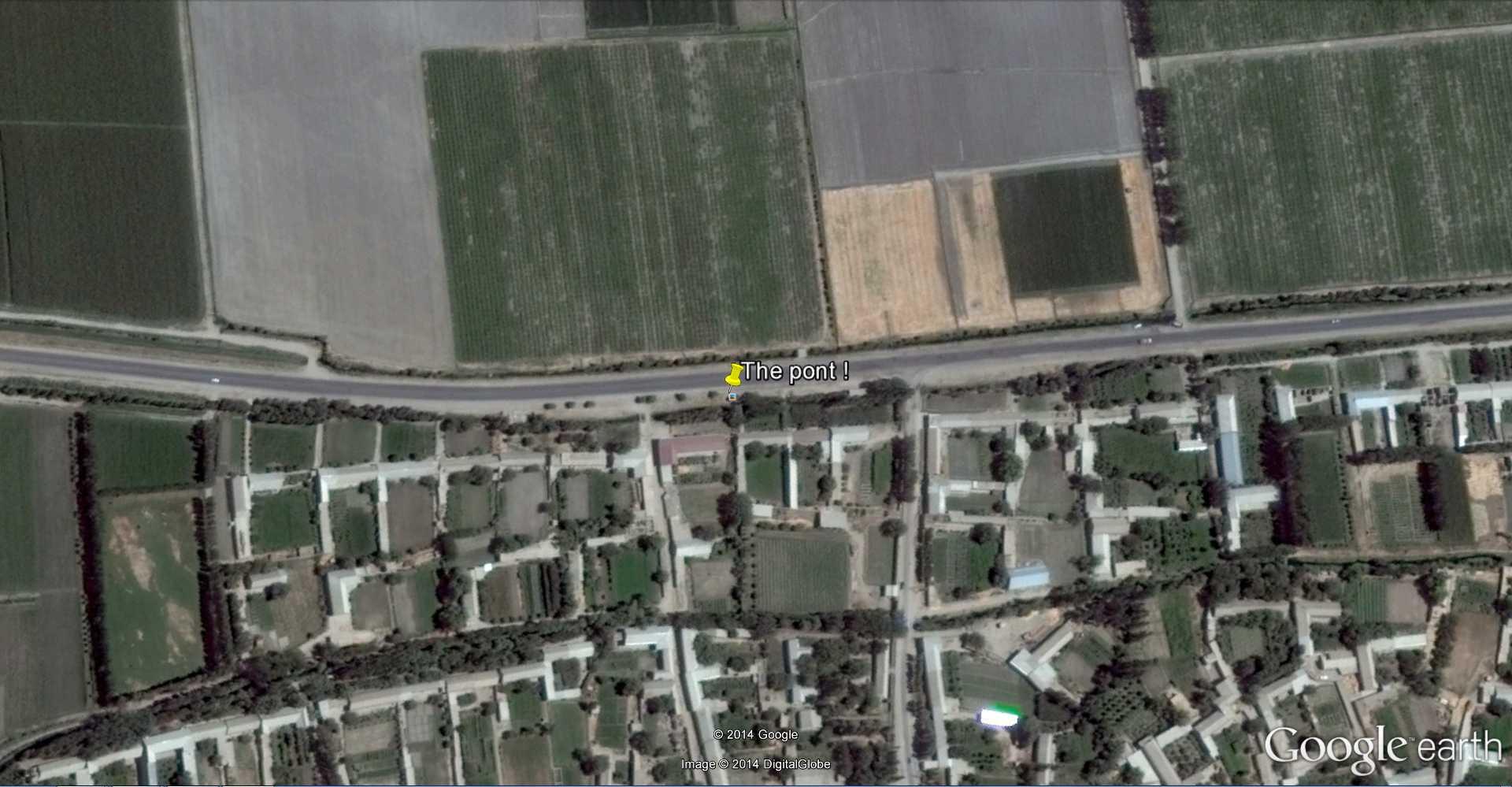 Le pont-débrouille - Quelque part entre Dzhumabazar et Samarcande - Ouzbekistan 2014-385